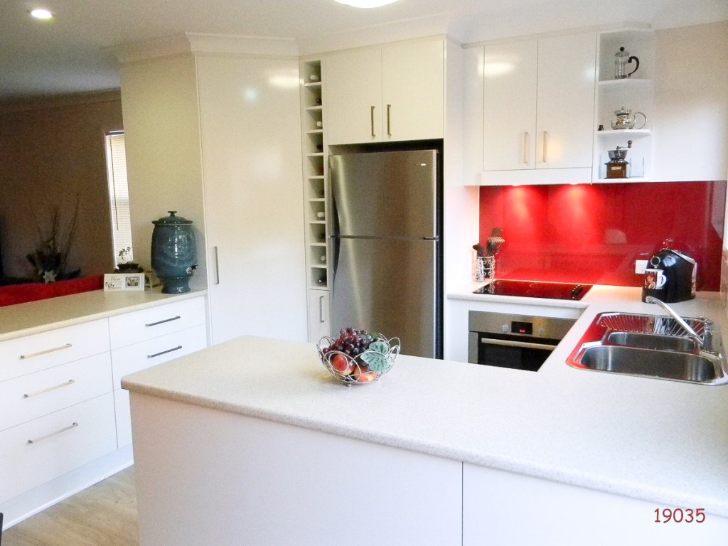 Online designs and remodelling kitchen ideas in brisbane for Kitchen ideas brisbane