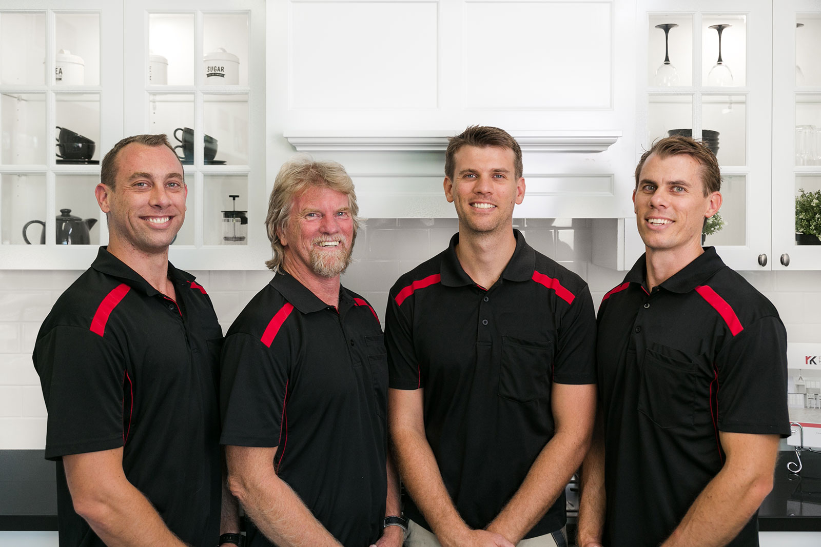 Rod's Kitchens team shot