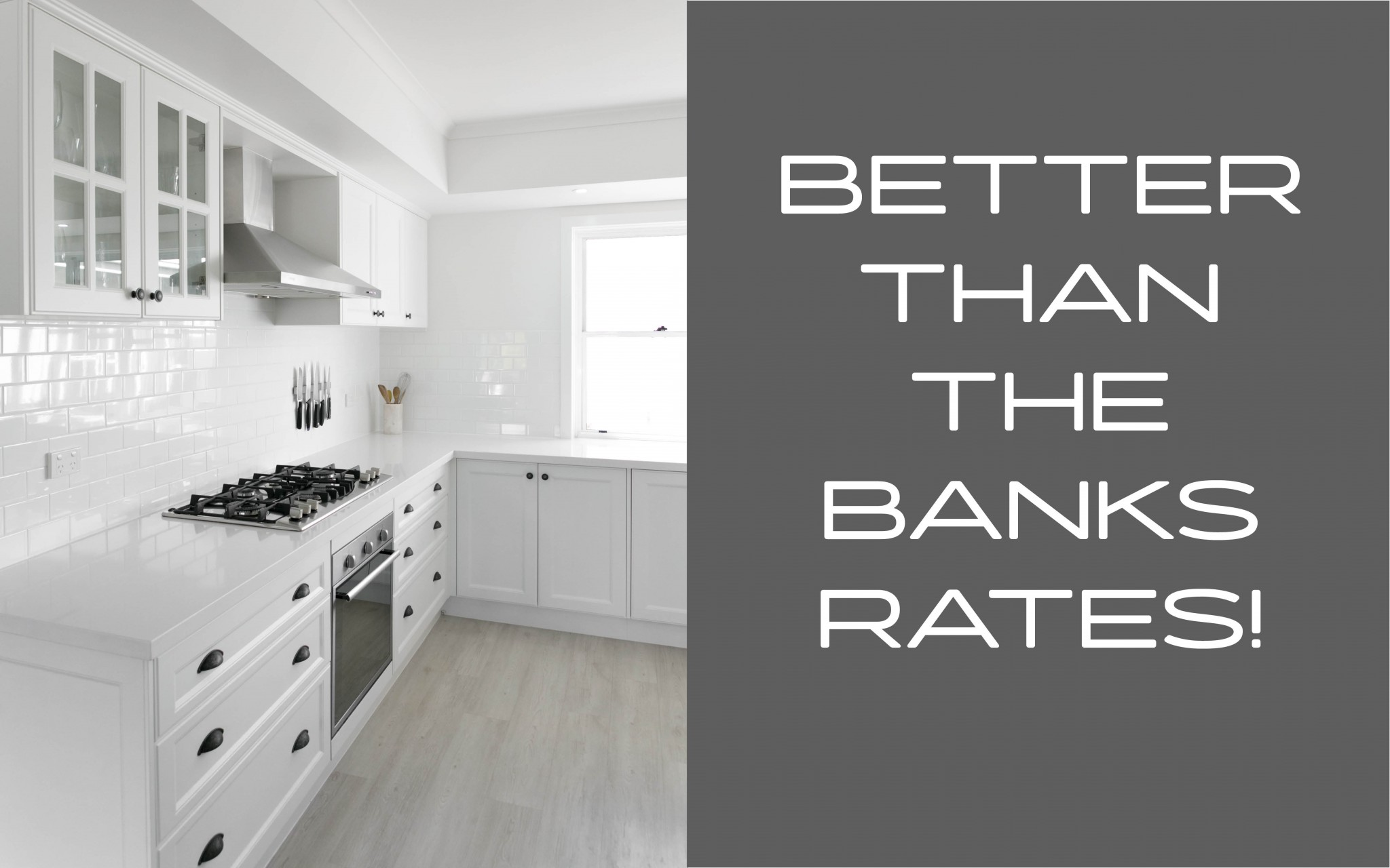 Easy Finance Offer - Better than the bank rates